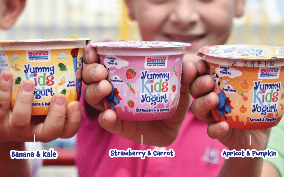 New and Innovative Yummy Kids Yogurts!